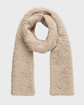 LONG TEDDY SCARF ΤΗΣ VERO MODA - 10217826