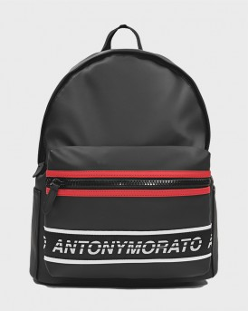 RUBBERISED TECHNICAL FABRIC BACKPACK ΤΗΣ ANTONY MORATO - MMAB00188/LE500039