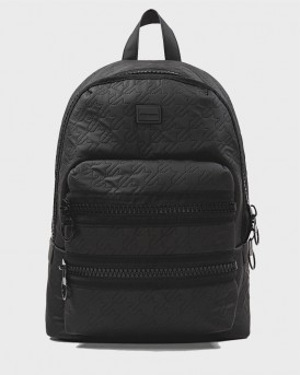 LINED FAUX LEATHER BACKPACK ΤΗΣ ANTONY MORATO - ΜMAB00175/FA150116