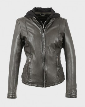 ΔΕΡΜΑΤΙΝΟ GENUINE LEATHER JACKET ΤΗΣ OAKWOOD - OTHER 63392