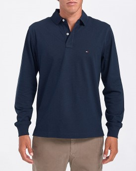 ΠΟΛΟ CJM TOMMY REGULAR POLO LS ΤΗΣ TOMMY HILFIGER - MW0ΜW11843
