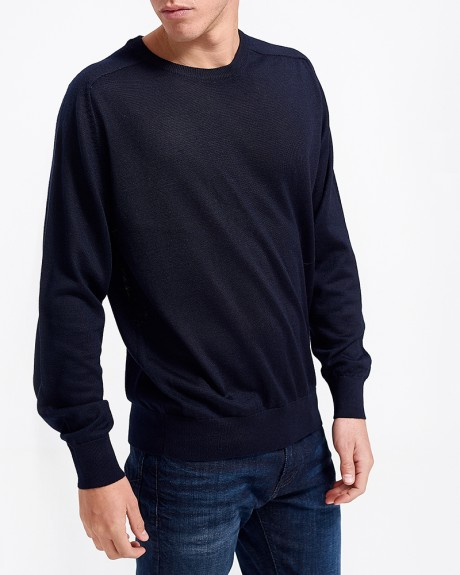 NEO KNIT RAGLAN CREW NECK SWEATER ΤΗΣ ONLY & SONS - 22009517