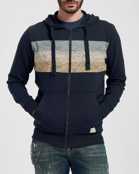 ΖΑΚΕΤΑ JORLANGLEY SWEAT ZIP HOOD ΤΗΣ JACK & JONES - 12164377