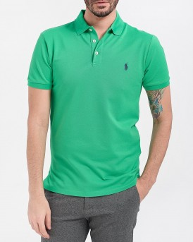 ΠΟΛΟ M CLASSICS SS KC SLIM FIT ML POLO ΤΗΣ POLO RALPH LAUREN - 710541705134