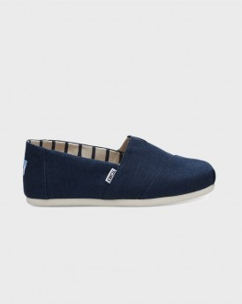ΕΣΠΑΝΤΡΙΓΙΕΣ MAJOLICA BLUE HERITAGE CANVAS MEN'S CLASSICS VENICE COLLECTION TΗΣ TOMS - 10011704 - ΜΠΛΕ