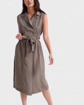 ΦΟΡΕΜΑ DESERT WRAP DRESS ΤΗΣ SUPERDRY - W8010101A