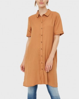 TUNIC SHIRT DRESS ΤΗΣ VERO MODA - 10226189