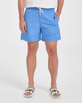ΜΑΓΙΩ M CLASSICS BLUE TRAVELER SHORT THΣ POLO RALPH LAUREN - 710777751012 - ΣΙΕΛ