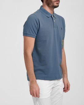 INSTITUTIONAL POLO THΣ US POLO - 55957 41029 - ΡΑΦ