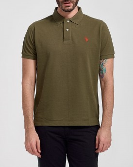 INSTITUTIONAL POLO THΣ US POLO - 55957 41029 - ΛΑΔΙ