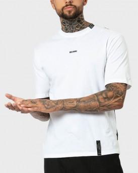 Religion T-Shirt Rodman - 10BRDG19 - ΑΣΠΡΟ
