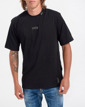 Religion T-Shirt Rodman - 10BRDG19 - ΜΑΥΡΟ