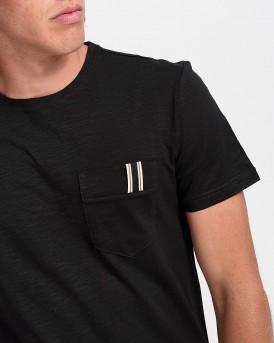 Antony Morato T-Shirt - MMKS01727/FA100139 - ΜΑΥΡΟ