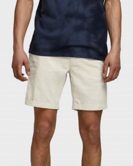 Jack & Jones Βερμούδα Clasic Chino Shorts - 12172143 - ΜΠΕΖ
