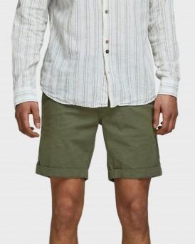 Jack & Jones Βερμούδα Clasic Chino Shorts - 12172143 - ΛΑΔΙ