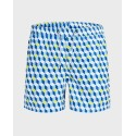 Jack & Jones Μαγιώ Quick Dry Swim Shorts - 12169643 - ΜΠΛΕ