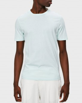 Selected T-Shirt Pima Cotton - 16059491 - ΠΕΤΡΟΛ