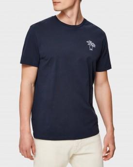 Selected T-Shirt Artwork Print - 16073705 - ΜΠΛΕ