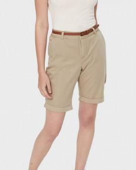 Vero Moda Bermuda Shorts - 10211664 - ΛΑΔΙ