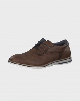 Tom Tailor Formal Ανδρικό Παπούτσι -  8080506 - ΤΑΜΠΑ