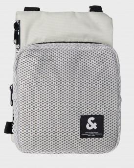 Jack & Jones Τσαντάκι Sling Bag - 12172075 - ΓΚΡΙ