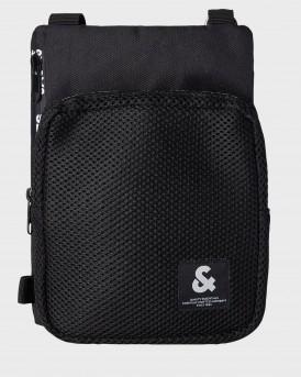 Jack & Jones Τσαντάκι Sling Bag - 12172075 - ΜΑΥΡΟ