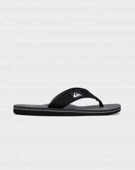Quiksilver Sandals Molokai Layback - AQYL100955 - ΜΑΥΡΟ