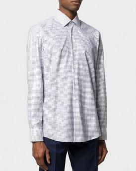 Boss Shirt Micro Print Jango - 50428516 JANGO - ΑΣΠΡΟ