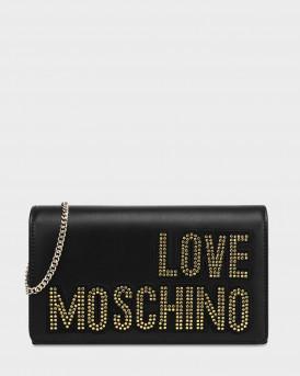 Love Mosschino Τσαντάκι - JC4091PP1AL01 - ΧΡΥΣΟ