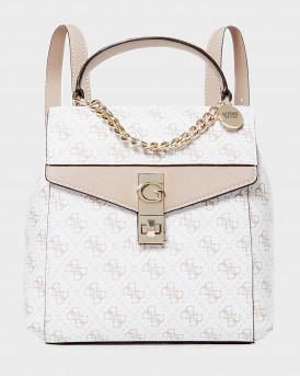 Guess Backpack - SG767132 LORENNA - ΑΣΠΡΟ