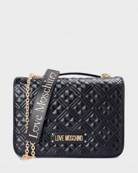 Love Moschino Τσάντα Shoulder Bag Big - JC4003PP1ALA0 - ΜΑΥΡΟ