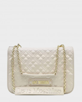Love Moschino Τσάντα Shoulder Bag Big - JC4003PP1ALA0 - ΜΠΕΖ