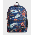 Superdry City Backpack - Μ9110040Α - ΜΠΛΕ