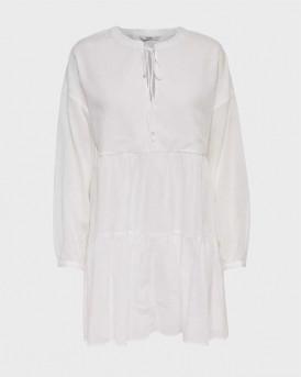 Only Φόρεμα Laggy Dress - 15201423 - ΑΣΠΡΟ