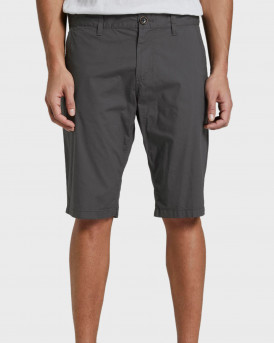 Tom Tailor Chino Shorts Josh- 1016331.ΧΧ.10 - ΑΝΘΡΑΚΙ