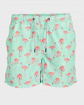 Jack & Jones Swim Shorts Colourful - 12169645 - ΤΥΡΚΟΥΑΖ