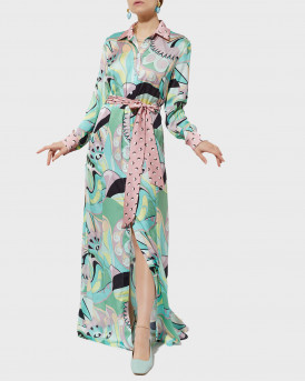 Twenty 29 Φόρεμα Jacqueline Maxi Dress - 21080032931 - ΒΕΡΑΜΑΝ
