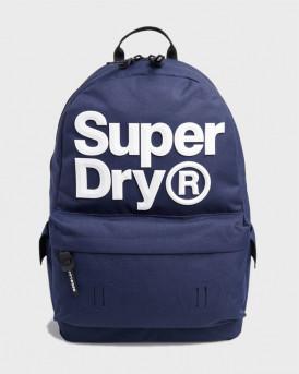 Superdry Backpack Logo Montana - M9110028A - ΡΟΥΑ