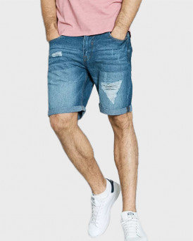 Produkt Bερμούδα Denim Shorts - 70000631 - ΜΠΛΕ