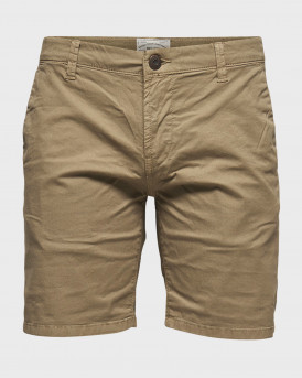 Only & Sons Chino Shorts Solid -22005316 - ΜΠΕΖ