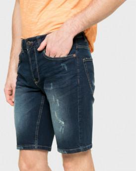 Only & Sons Bερμούδα Denim Shorts - 22006008 - ΜΠΛΕ