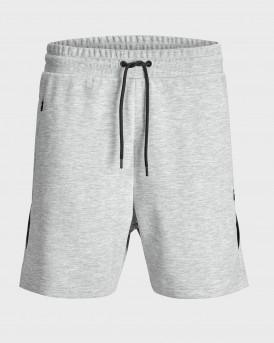 Jack & Jones Sweat Shorts Clean Cut - 12151564 - ΓΚΡΙ