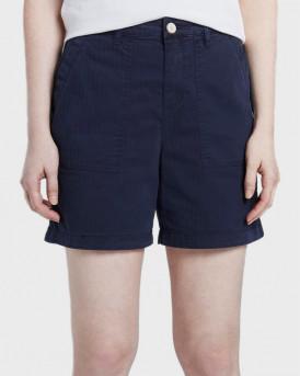 Tom Tailor Shorts Cajsa - 1018318.XX.71 - ΜΠΛΕ