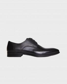 Boss Shoes Ανδρικό Παπούτσι 1972 Black Glamour - N4972 GLM - ΜΑΥΡΟ