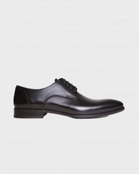 Boss Shoes Ανδρικό Παπούτσι Black Ramon - Ν4972 RMN - ΜΑΥΡΟ