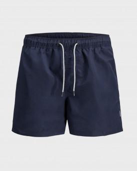 Jack & Jones Μαγιώ Classic Swim Shorts - 12166349 - ΜΠΛΕ