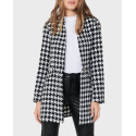 Only Παλτό Wool Blend Jacket - 15208455 - ΑΣΠΡΟ