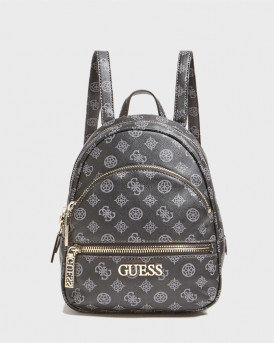GUESS BACKPACK MANHATTAN - SP699432 - ΑΝΘΡΑΚΙ