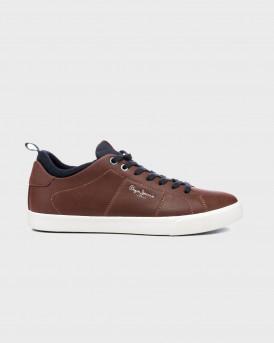 Pepe Jeans Sneakers Marton Basic - PMS30501 - ΚΑΦΕ