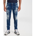 Dsquared2 Τζην Scater Jean - S74LB0764S30342 - ΜΠΛΕ
